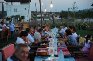 seferihisar iftar
