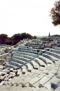 Teos Bouleuterion1