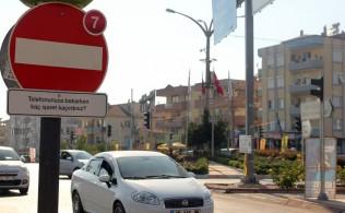 trafik işaret