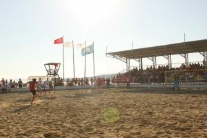 plaj futbolu5