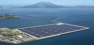 Japonya yüzen enerji santrali